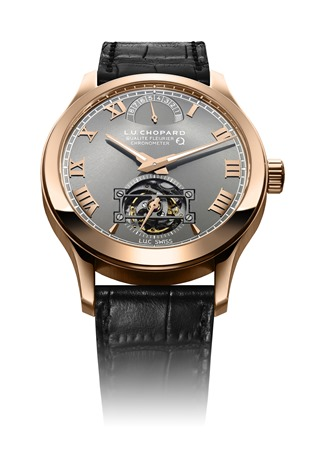 L.U.C Tourbillon QF Fairmined white 161929-5006