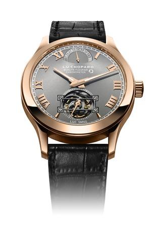 Chopard presenta el primer reloj de oro «Fairmined» del mundo