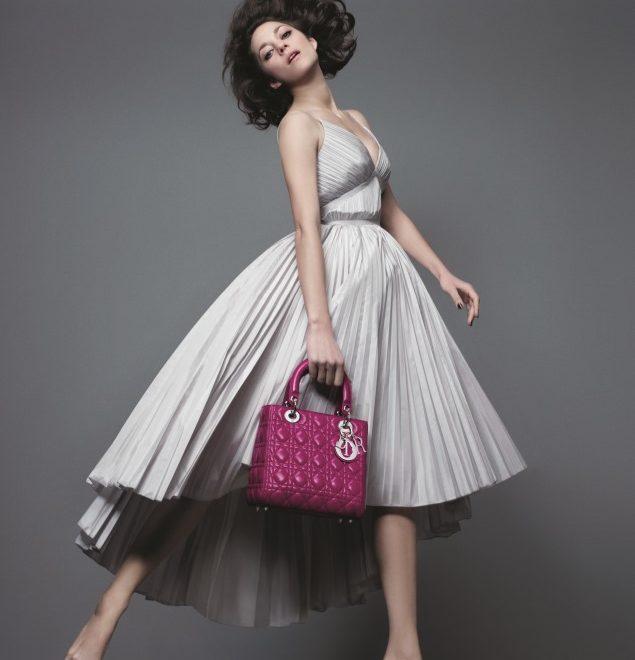 Marion Cotillard y Lady Dior, dos iconos que siguen muy unidos en 2014