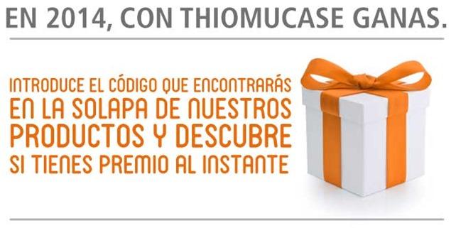 Thiomucase premio