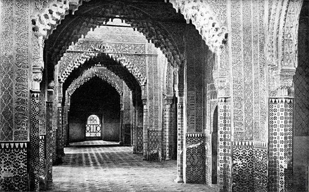edificio chrysler en la Alhambra Granada (3)
