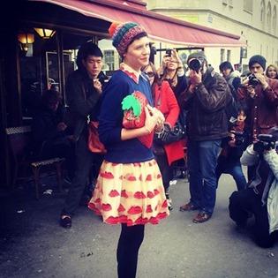 experiencia eclechico paris fashion week febrero 2014 (3)