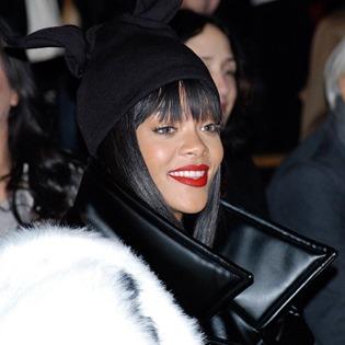 experiencia eclechico paris fashion week febrero rihanna por Fabrizzio