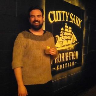 Experiencia Gafas Amarillas: Fiesta Cargo de Cutty Sark en Nueva York