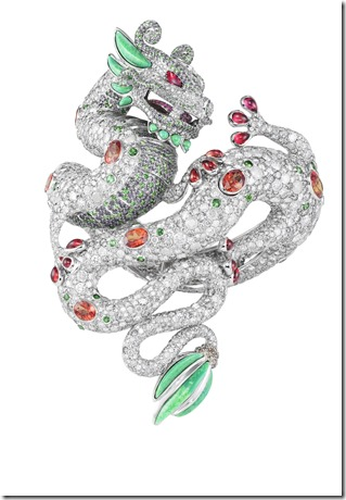 Chopard Dragon bracelet by Harumi Klossowska de Rola 850324-