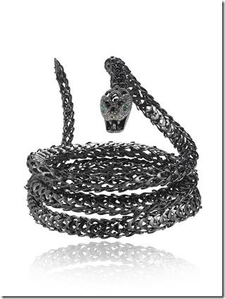 Chopard snake necklace by Harumi Klossowska de Rola 810387-9