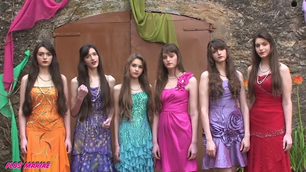 vestidos flos mariae