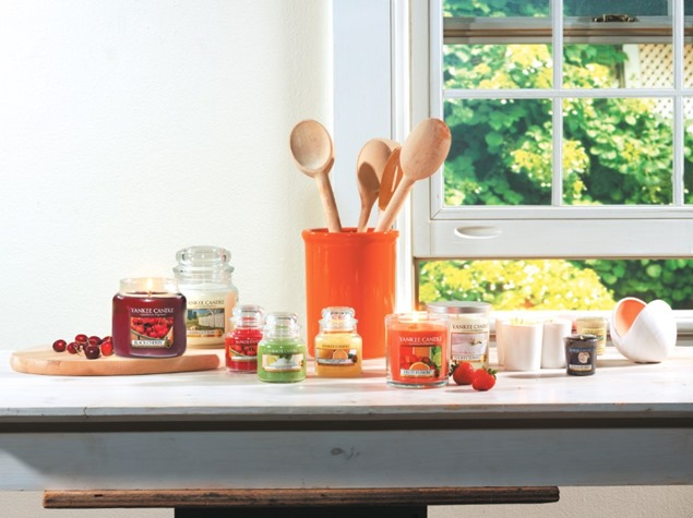 Summer Collection Yankee Candle