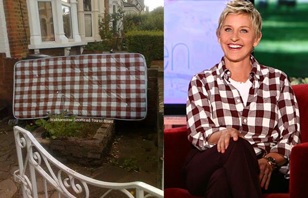 Celebrities vestidos colchones (2)