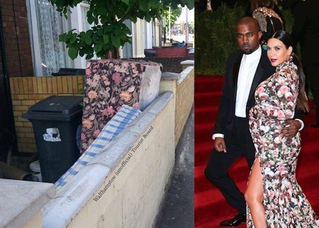 Celebrities vestidos colchones (7)