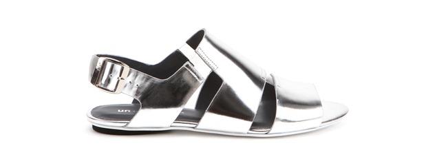 Las sandalias futuristas del verano de United Nude