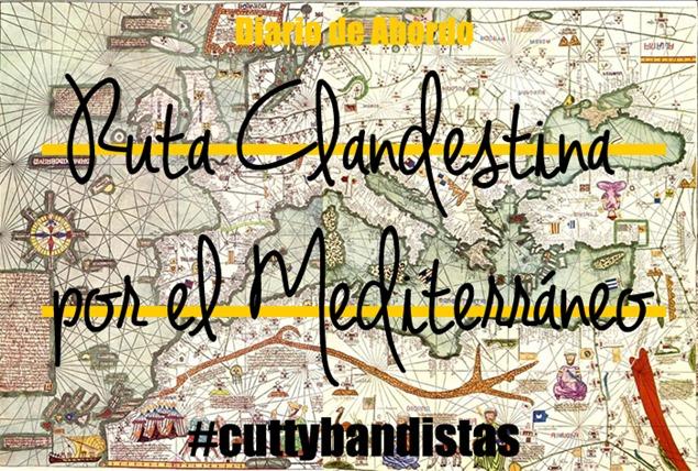 Ruta clandestina mediterraneo McCoy Cutty Sark Gafas Amarillas (9)