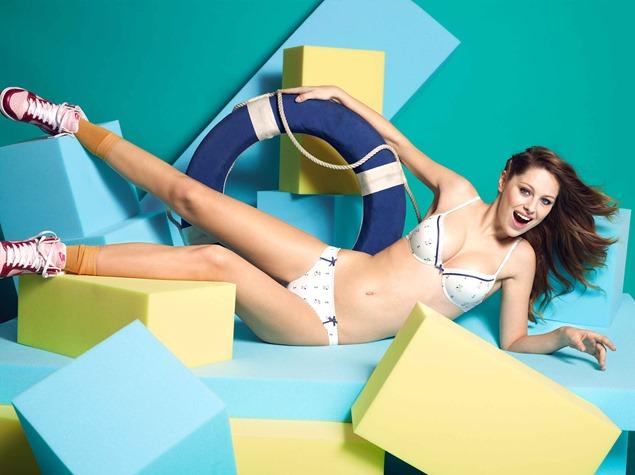 Gisela presenta Play Cruise Summer 2014