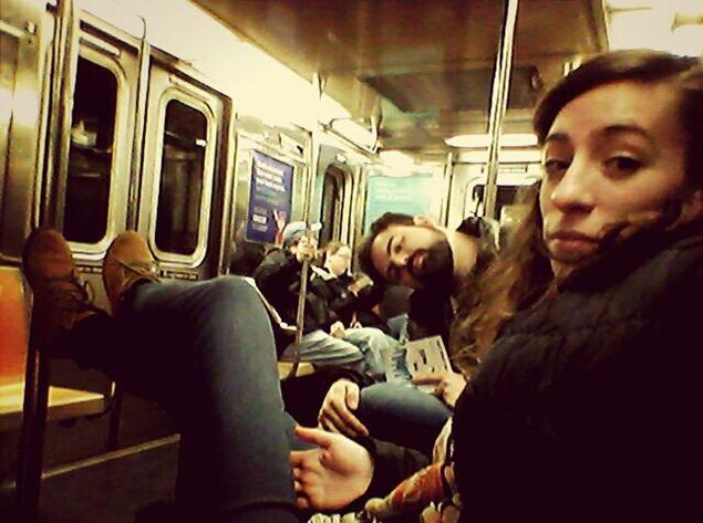 new york metro no cogimos mucho el metro los taxis eran chulsimos y genial de precio pero el rato que lo cogimos pudimos aprender mucho de la gente y el