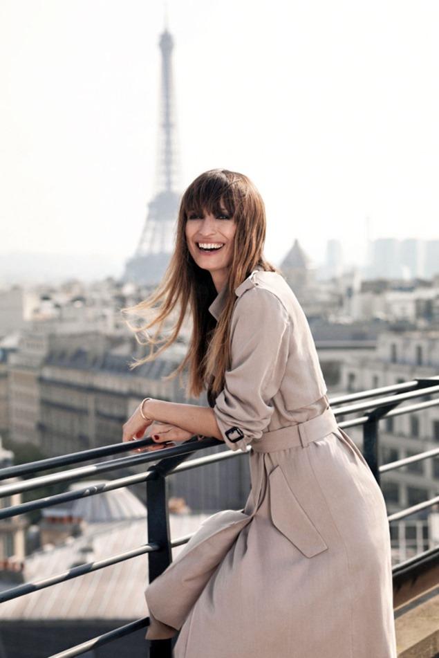 Caroline de Maigret lancome