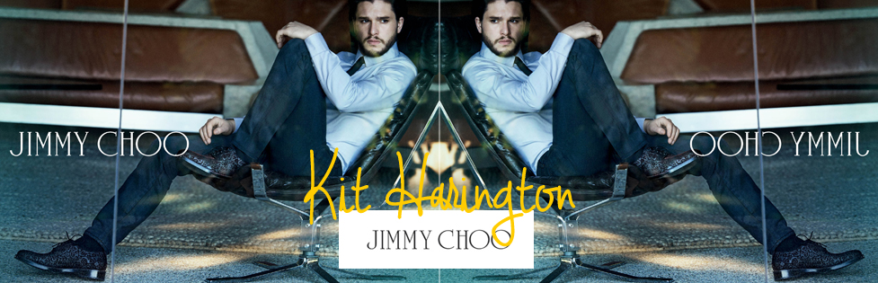 Campaña de Jimmy Choo con Kit Harington