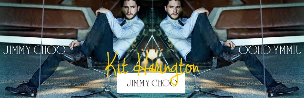 Campaña de Jimmy Choo con Kit Harington