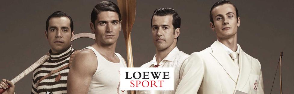 Loewe Sport: El deporte de caballeros que mejor huele