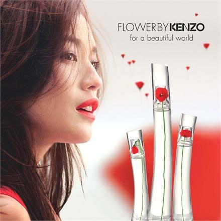 FLOWER BY KENZO; la fuerza de una flor, el poder de la amapola