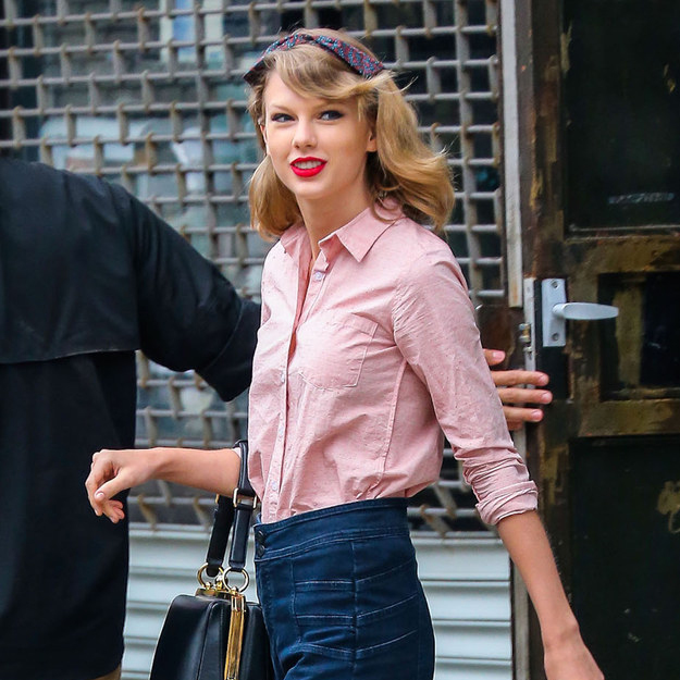 Taylor Swift es la que mejor viste, incluso saliendo del gimnasio
