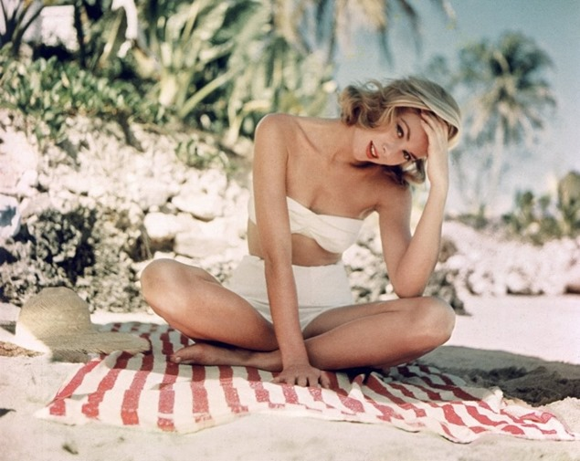 20 white bikini that made history