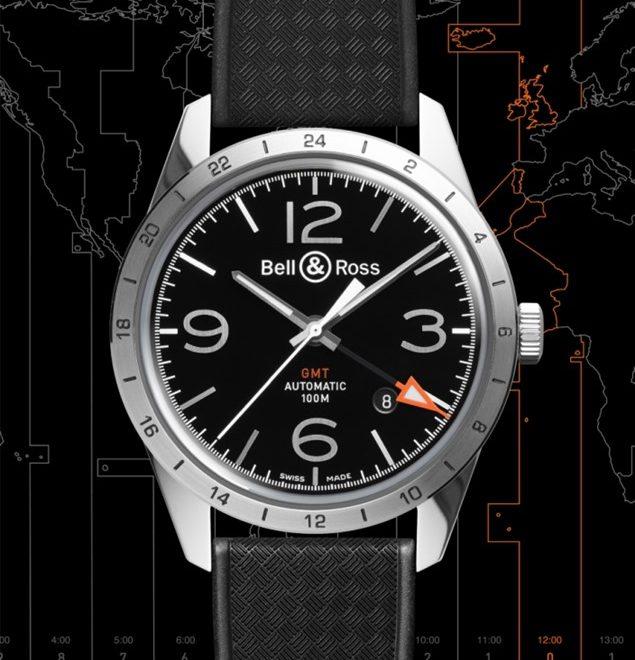 Bell&Ross presenta su reloj más viajero