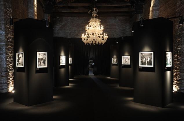 Backstage at Cinecitta chopard vanity fair (6)