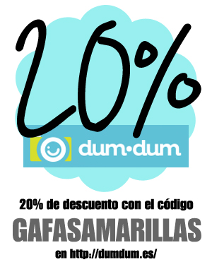 20% de descuento en DumDum