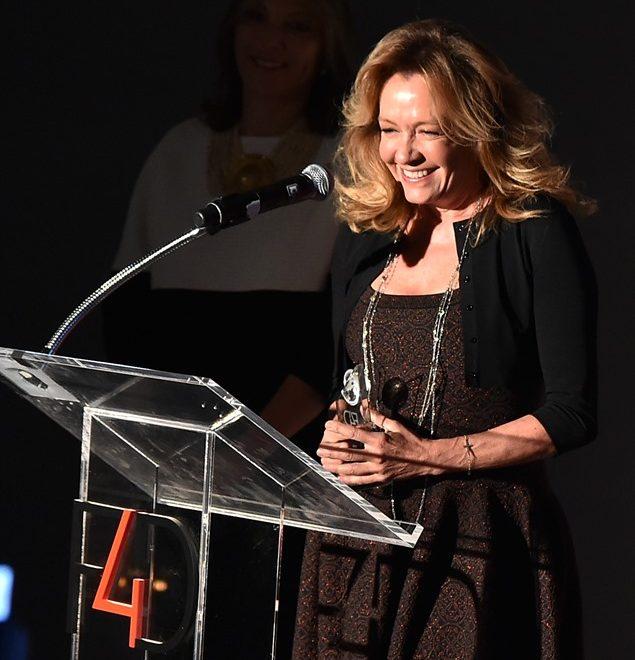 Caroline Scheufele, de Chopard, recibe el premio «The Fashion 4 Development»