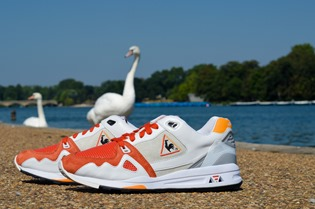 Le coq sportif white swan (5)