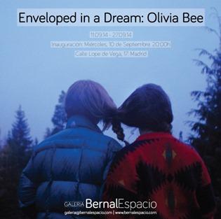 Olivia Bee. Opening. 10.09.14