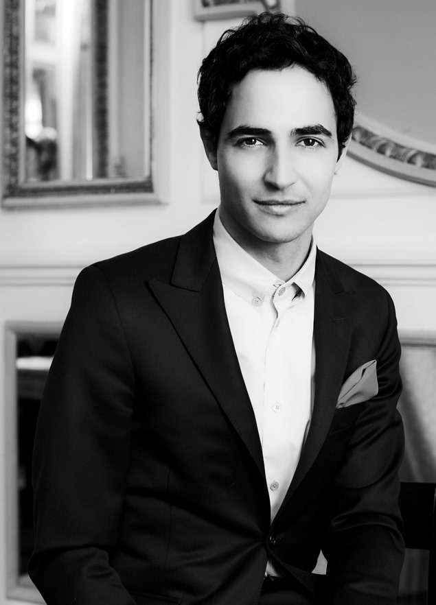 Zac Posen by Steven Pan