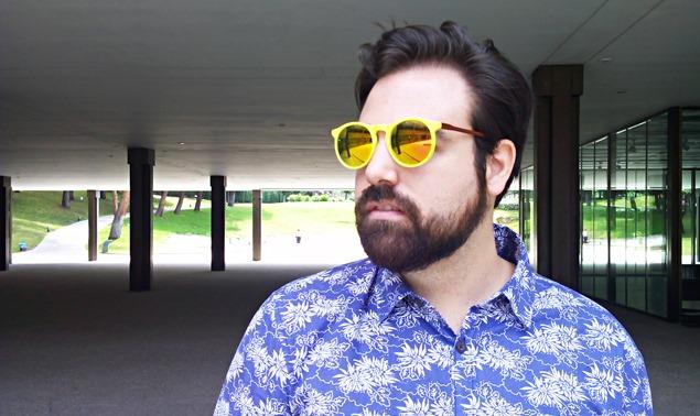 estilo diario street style gafas amarillas (2)