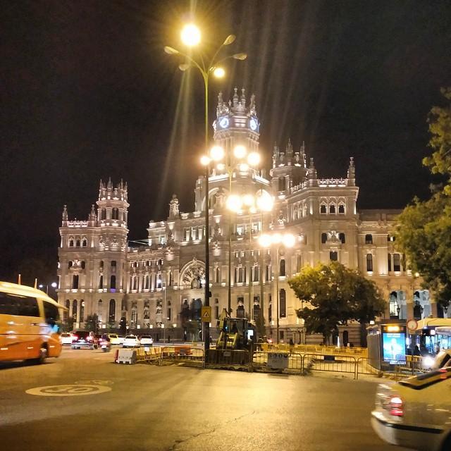 Noches donde todo pasa y puede pasar. (Madrid me mata)