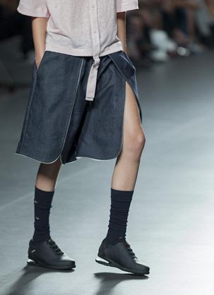 Los UP de Callaghan se presentan en la pasarela Madrid Fashion Week