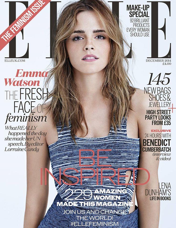 Portada: La primera portada feminista