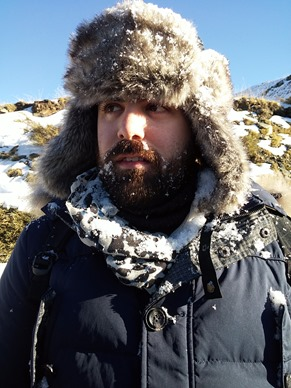 Estilo diario Un día en la nieve sierra nevada gafas amarillas (9)