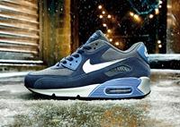 Nike Air Max Blue_XMAS