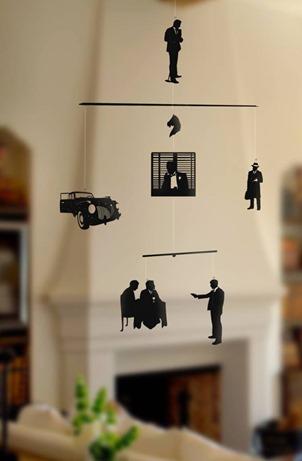 Deco moviles de cine clasico salon (8)