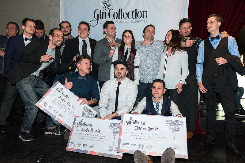 The Gin Collection Contest Gafas Amarillas