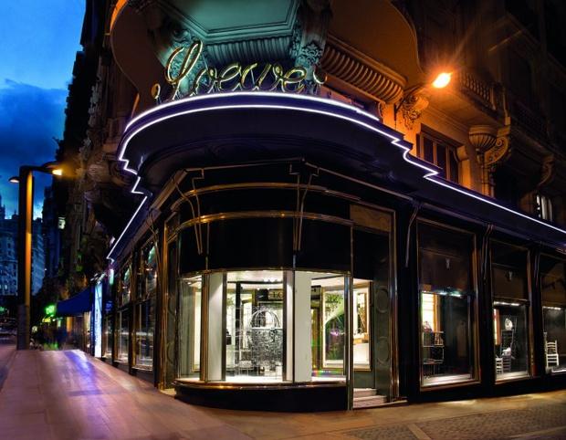 Experiencia Gafas Amarillas: Galería Loewe (Madrid)