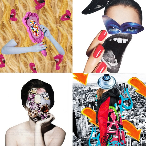 Instagram moda arte Popvoyeur