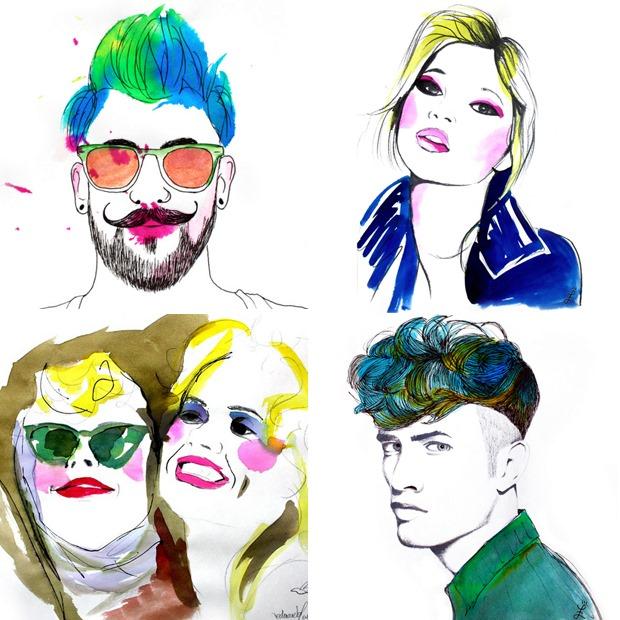 Instagram moda  arte elaita eduardo laita
