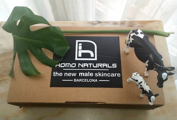 Review: Homo Naturals, cosmética natural para hombre