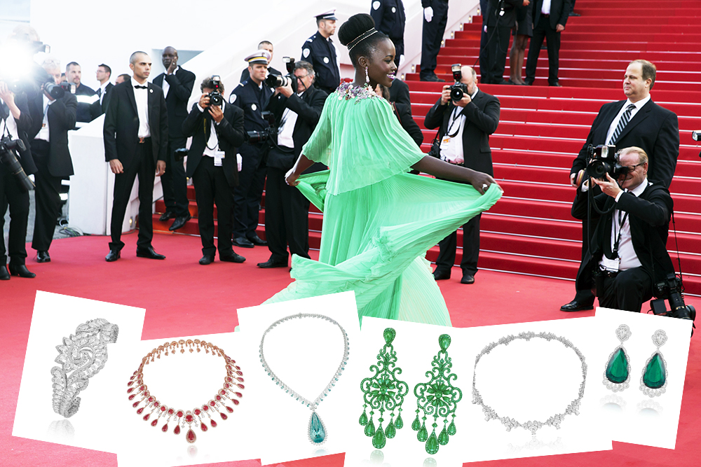 El brillo de Cannes con Chopard