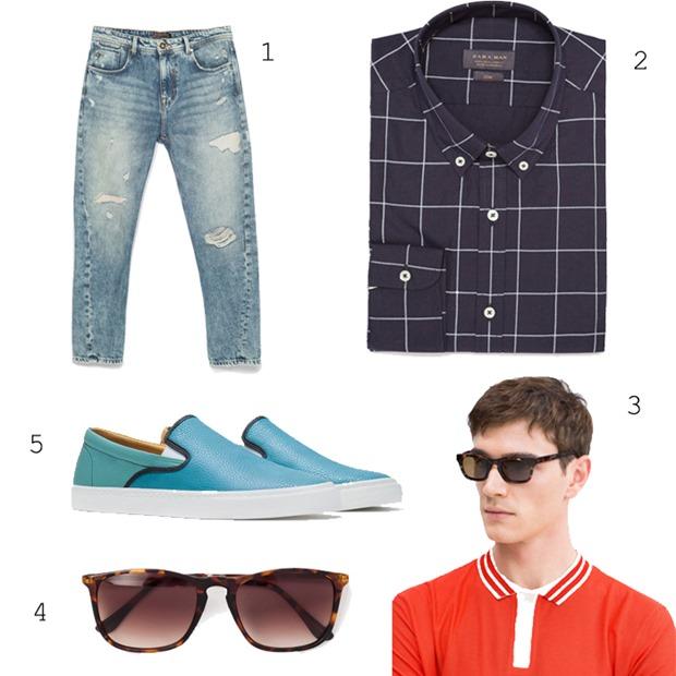 Imprescindibles Zara 2015 hombre