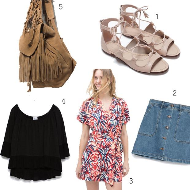 Imprescindibles Zara 2015 mujer