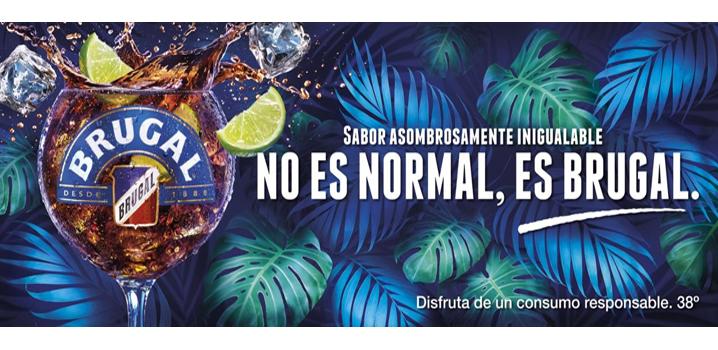 « Il est pas normal » Ron Brugal Nouvelle fonctionnalité