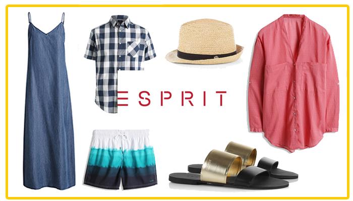 5 imprescindibles de verano: Esprit