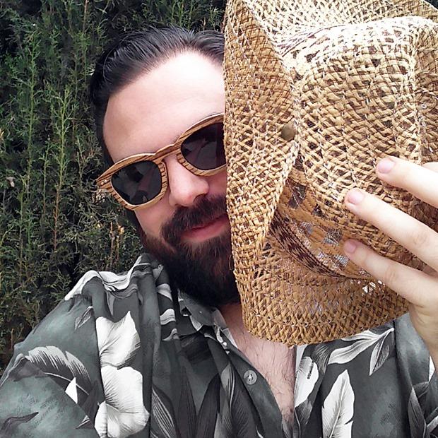 estilo diario retro tropical gafas amarillas (12)